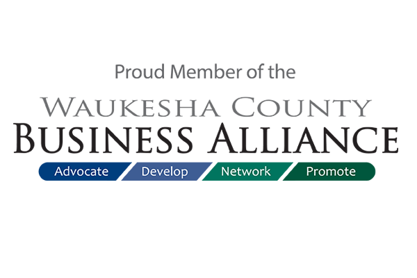 Proud Member of the Waukesha County Business Alliance.